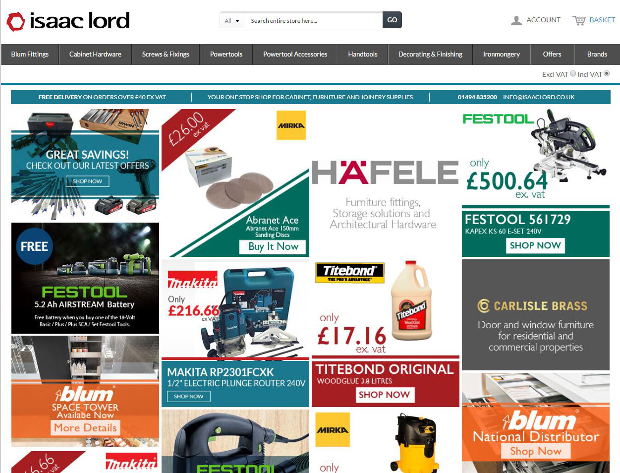 Isaac Lord Magento Development