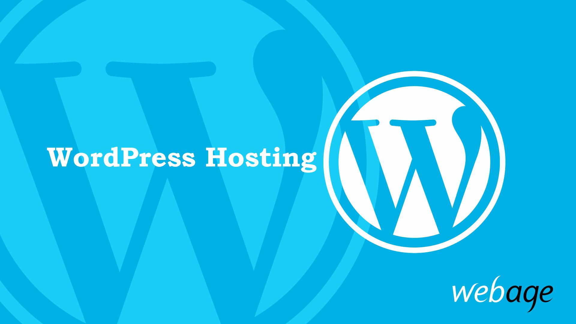 WordPress Hosting - Perfomance, Speed, Service & Great Value