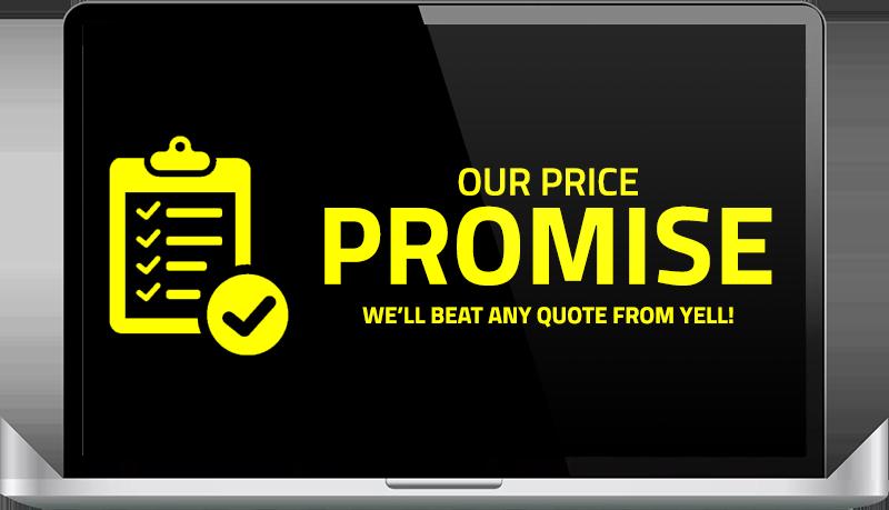 Yell Website Price Promise