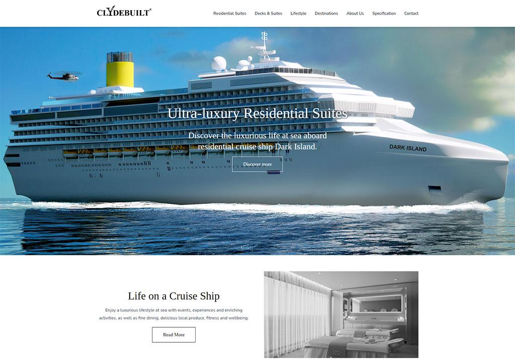 Clydebuilt website